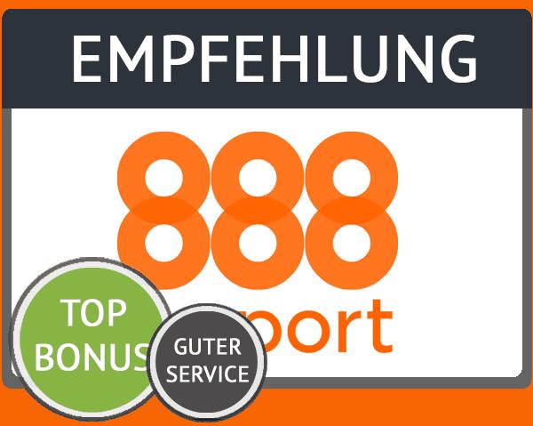 888sport Empfehlung