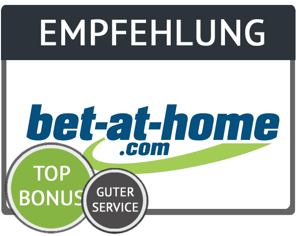 bet at home Empfehlung