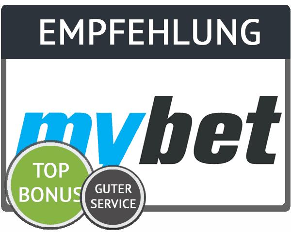 MyBet Empfehlung