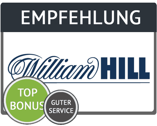 William Hill Empfehlung
