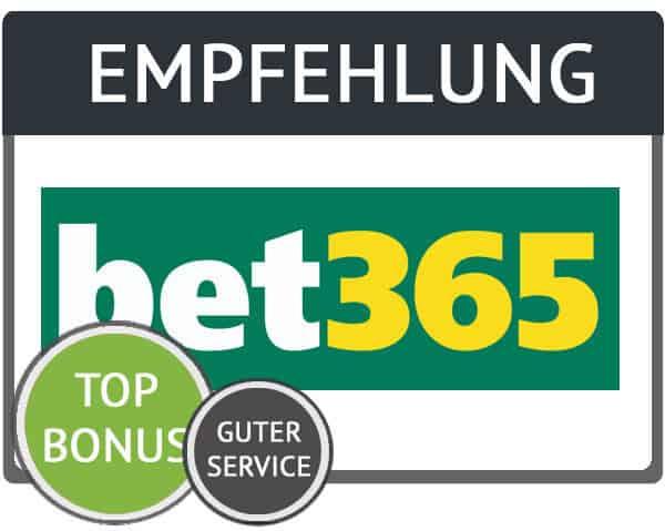 bet365 Wettgutschein