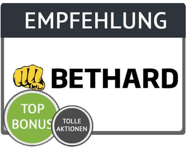 Bethard Wettgutschein Empfehlung