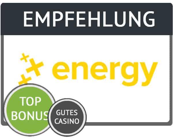 Energybet Wettgutschein Empfehlung